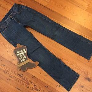Wrangler jeans Q Baby (2 pair for $30)